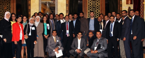 Report and Photo Gallery: Muslim Ophthalmology Networking Dinner at 2014 AOA meeting in Chicago