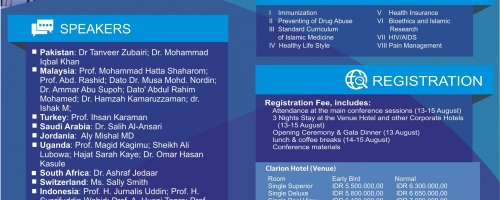 2nd Announcement: 32nd FIMA Council Meeting / Scientific Meeting 2015