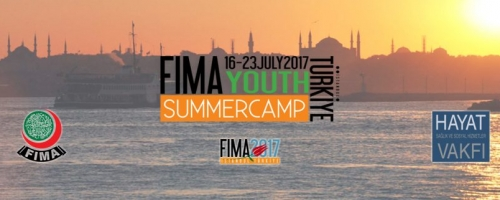 FIMA Youth Summer Camp Turkey