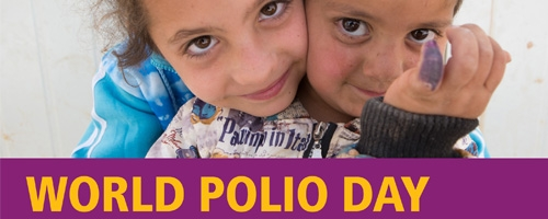 FIMA Call to Action on Polio Eradication and Children's Health