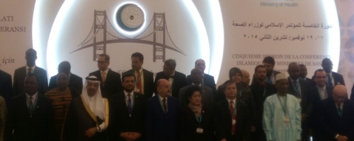 5th International Conference of Health Ministers Istanbul, Turkey (report)