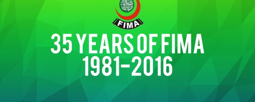 35 Years of FIMA (1981-2016)