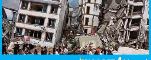 #IMARET4Nepal: Help us to help them