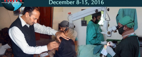 IMR Ophthalmologists Arrive in Jordan